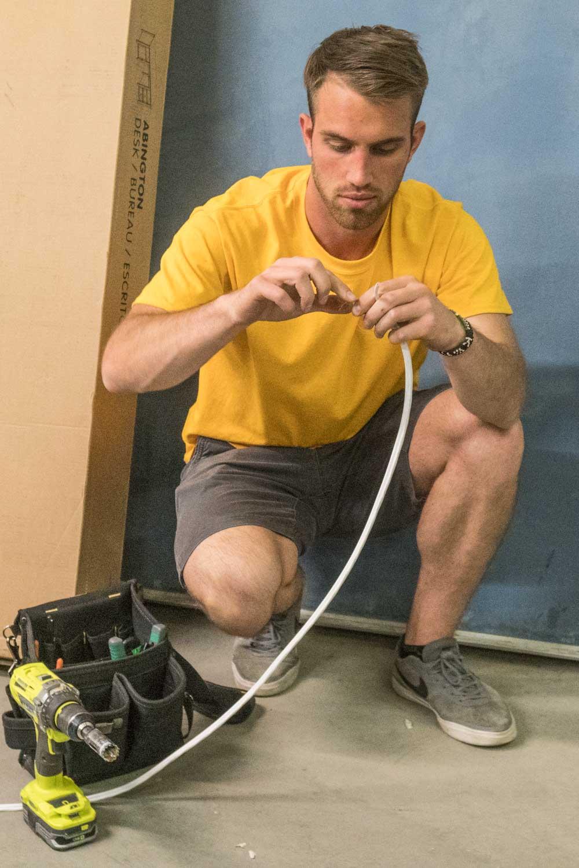 Wiring Surveillance Install